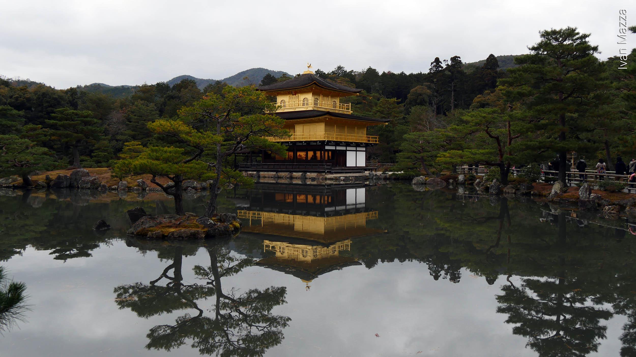 Tempio d'oro - Kyoto